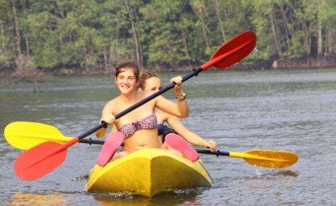 Kayaking Adventure & Jungle Pool Swimming
