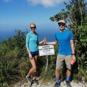 Langkawi Hiking Mount Matchinchang