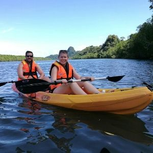 Kayaking Adventure & Jungle Pool Swimming